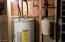 Water Heater (Electric 53 Gallons) in Basement