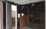 Garage with Man Door and Auto Door Opener