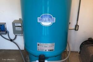 Brand New Pressure Tank