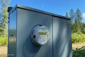 Underground Power Installed