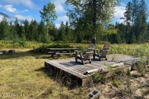 Mountain Views Sitting Area