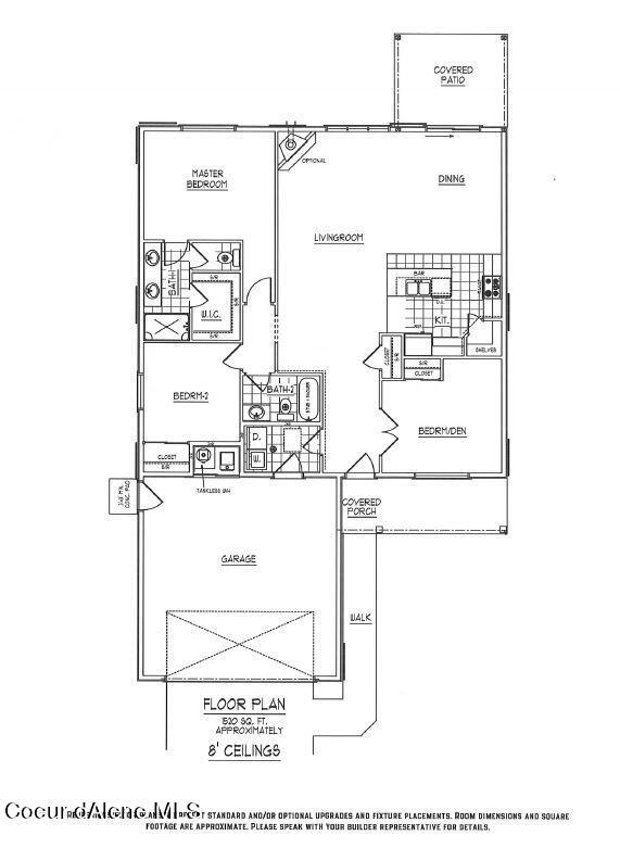 8265 W Splitrail Ave, Rathdrum, ID 83858