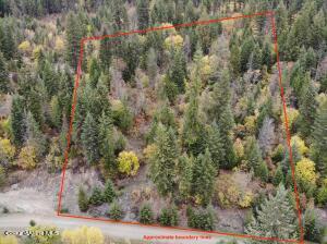 NKA Bear Claw Rd, Clark Fork, ID 83811