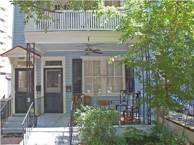 45 Charlotte Street UNIT A & B Charleston, Sc 29403