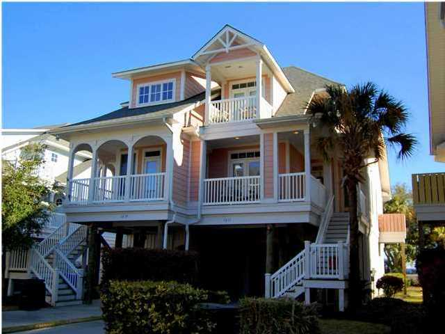 1619 Folly Creek Way Folly Beach, Sc 29439