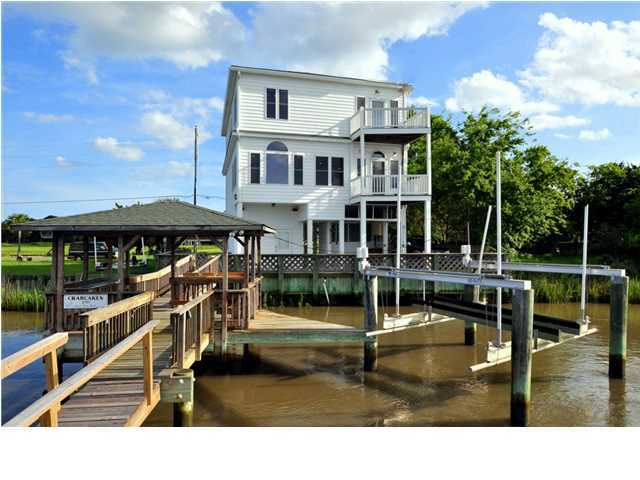 3761 Dock Site Road Edisto Beach, Sc 29438