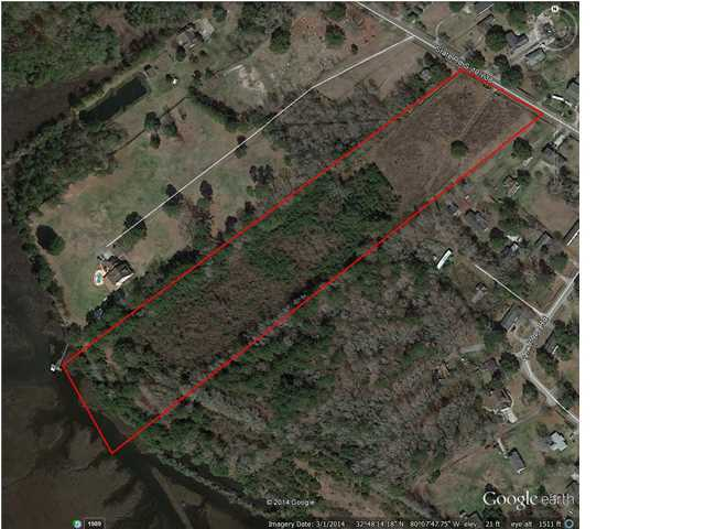 Red Top Lots For Sale - 715 Hughes, Johns Island, SC - 0