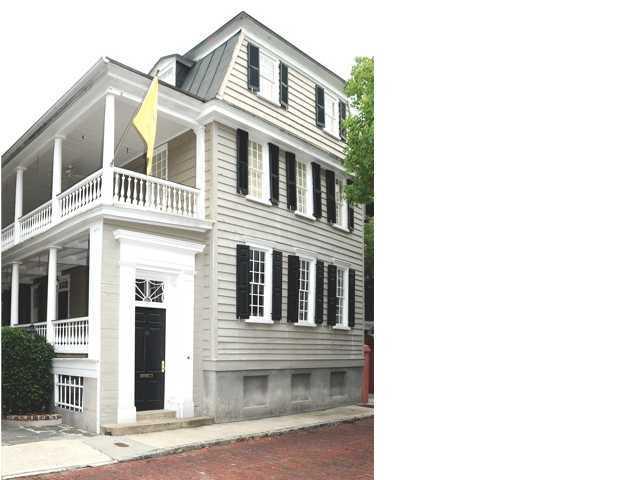 13 Church Street Charleston, Sc 29401