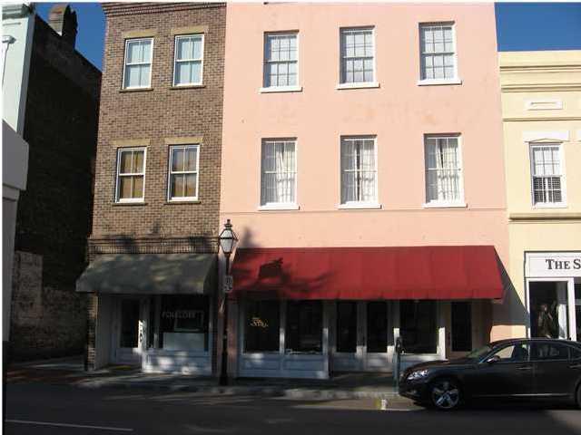 169 #102 King Street Charleston, Sc 29401