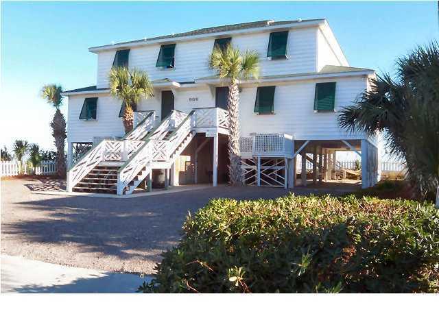 906 B Palmetto Boulevard Edisto Beach, Sc 29438