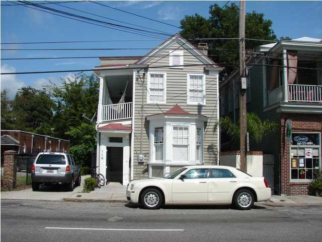 118 Spring Street Charleston, Sc 29403