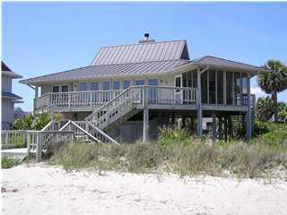 2801 Point Street Edisto Beach, Sc 29438