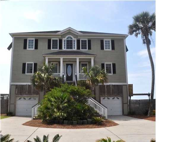 601 W Ashley Avenue Folly Beach, Sc 29439