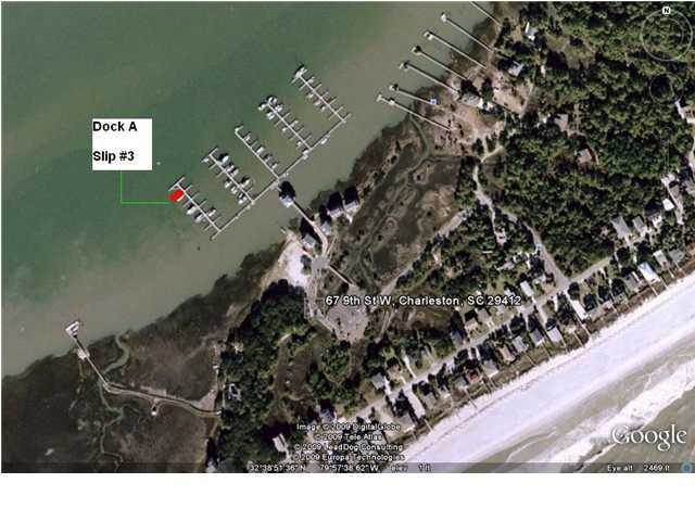 67 W A3 9th Street Folly Beach, Sc 29439
