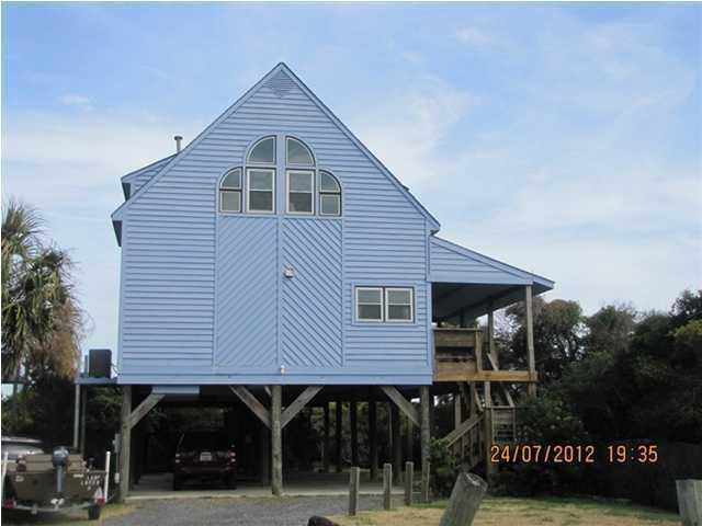 1027 Ashley Avenue Folly Beach, SC 29439