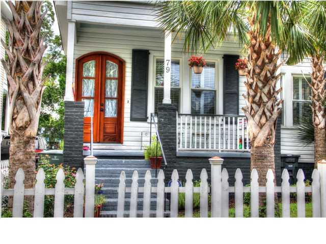79 Moultrie Street Charleston, SC 29403