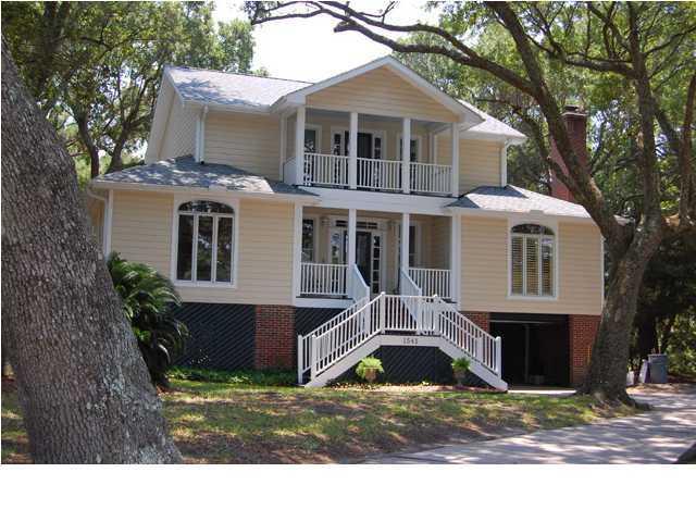 1541 Oaklanding Road Mount Pleasant, Sc 29464