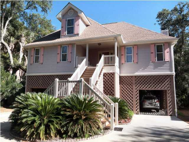 55 Rice Lane Edisto Beach, Sc 29438