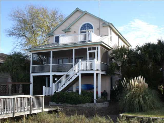 3804 Scott Creek Drive Edisto Beach, Sc 29438
