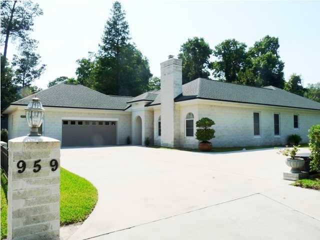 959 Pine Hollow Road Mount Pleasant, Sc 29464