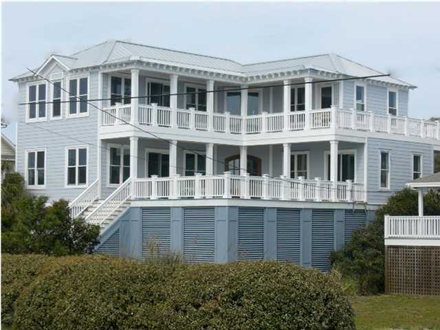 1406 E Ashley Avenue Folly Beach, Sc 29439