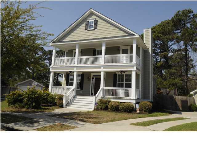 1109 Sabrina Circle Charleston, Sc 29412