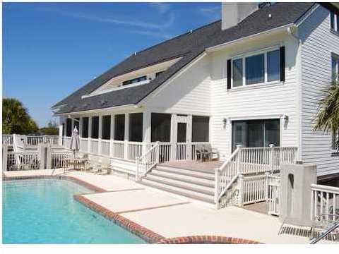 35 Waterway Island Drive Isle Of Palms, SC 29451