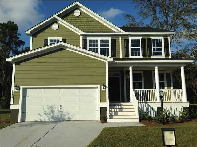 2136 Pentland Drive Charleston, SC 29412