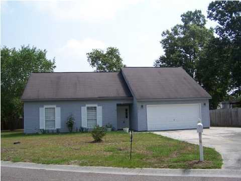 4217 Lavender Lane North Charleston, SC 29420