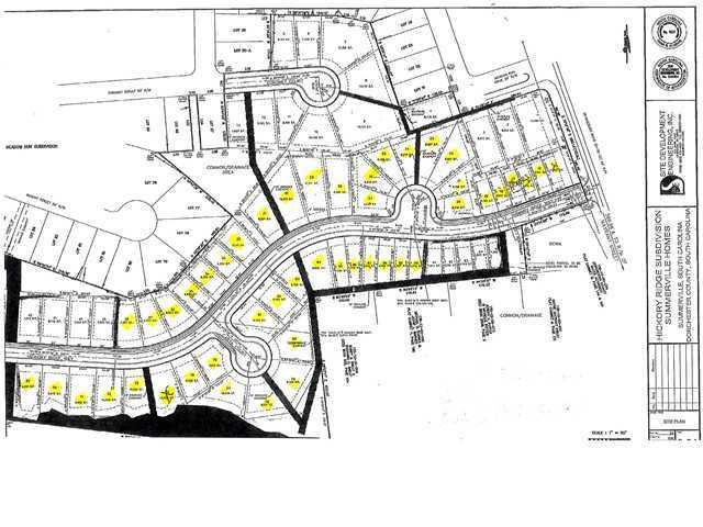 Property for sale at 100 Hickory Ridge Way, Summerville,  South Carolina 29483