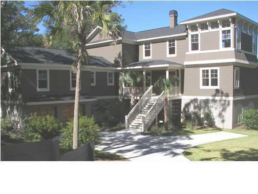 2952 Deer Point Drive Seabrook Island, Sc 29455