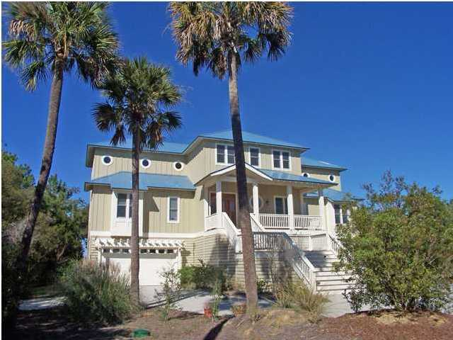 2711 Jenkins Point Road Seabrook Island, Sc 29455
