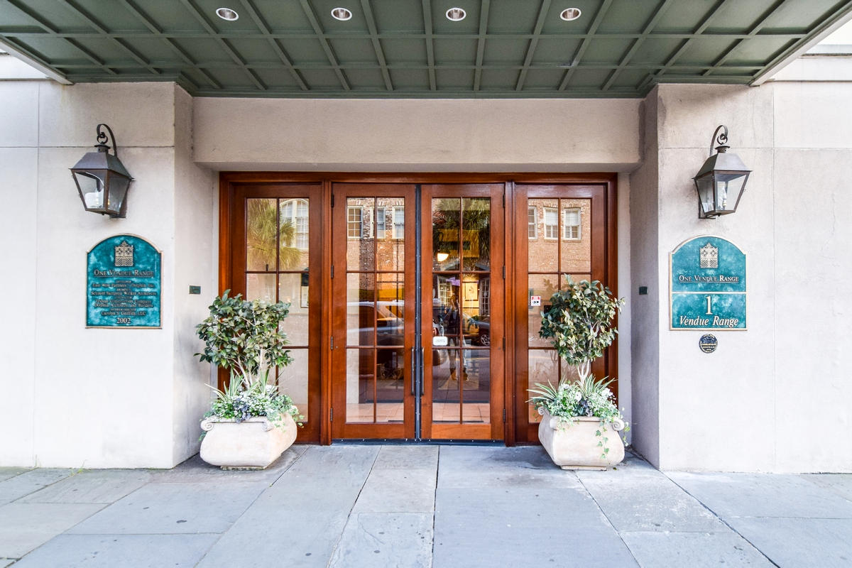 French Quarter Homes For Sale - 1 Vendue Range, Charleston, SC - 1