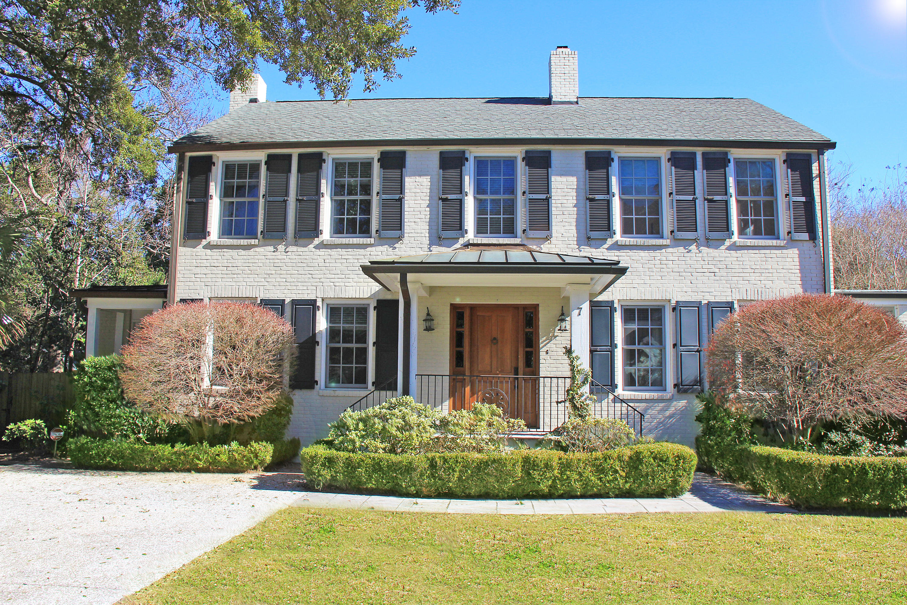7 Palmetto Road Charleston, SC 29407