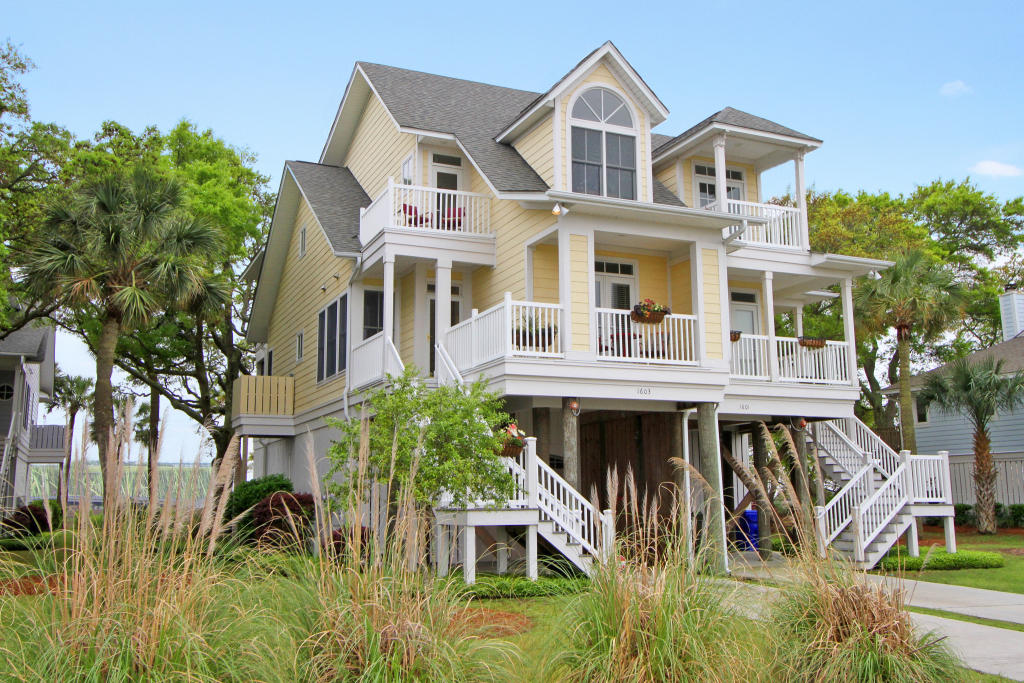 1603 Folly Creek Way Folly Beach, Sc 29439