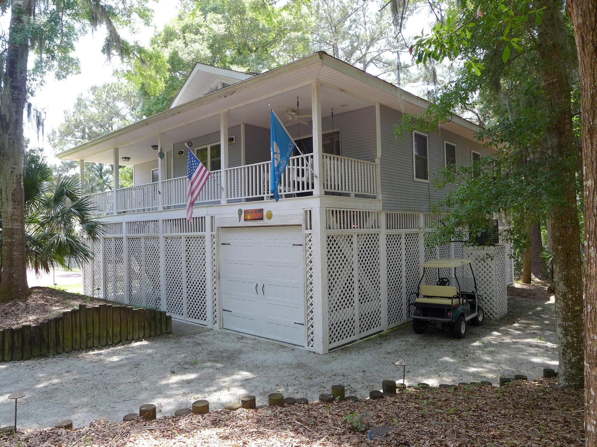 733 Fairway Drive Edisto Beach, Sc 29438