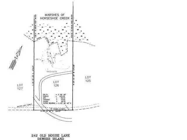 242 Old House Lane Dewees Island, Sc 29451