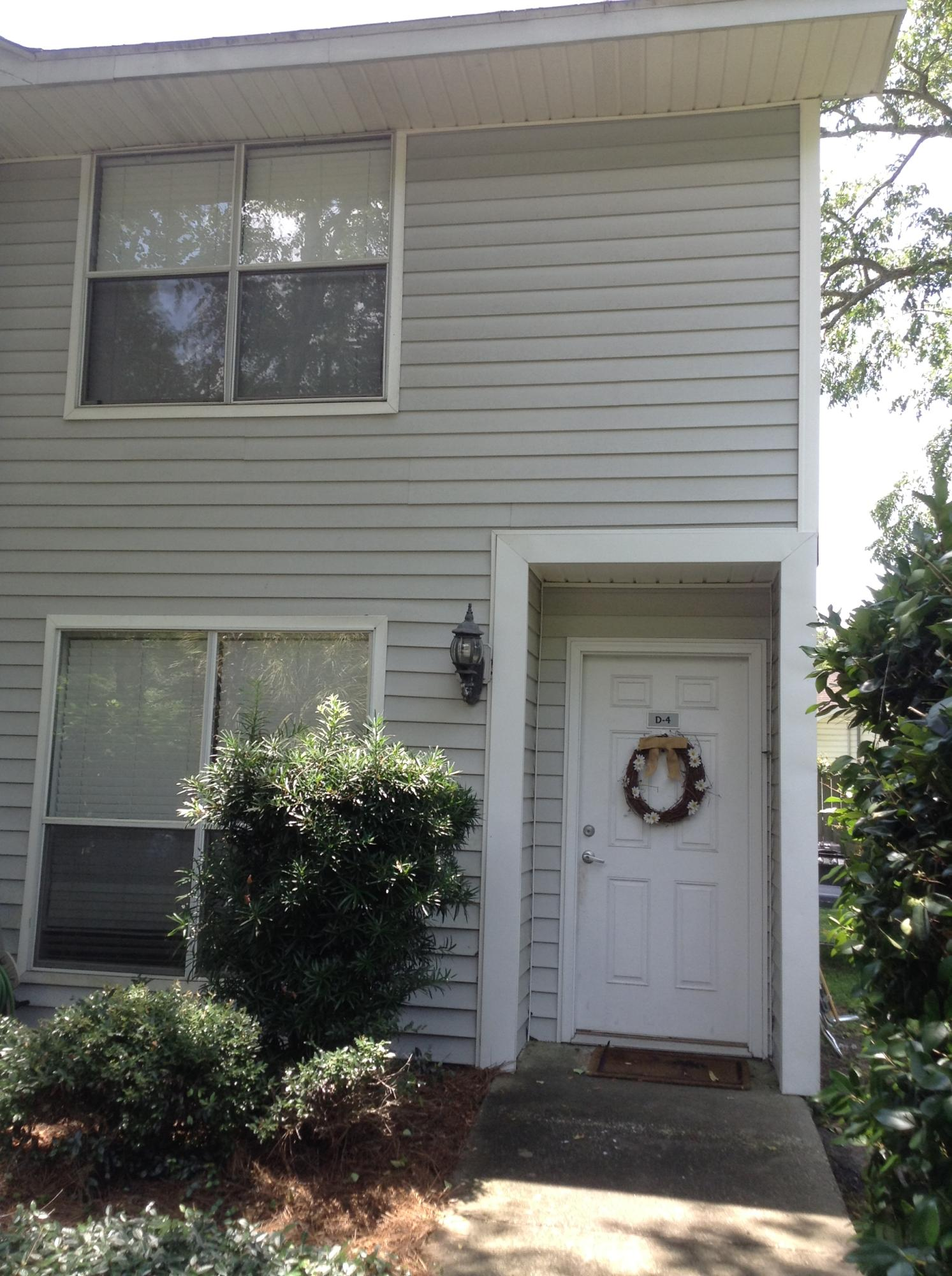 252 D-4 Howle Avenue Charleston, Sc 29412