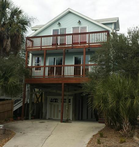 322 W Ashley Ave Folly Beach, Sc 29439
