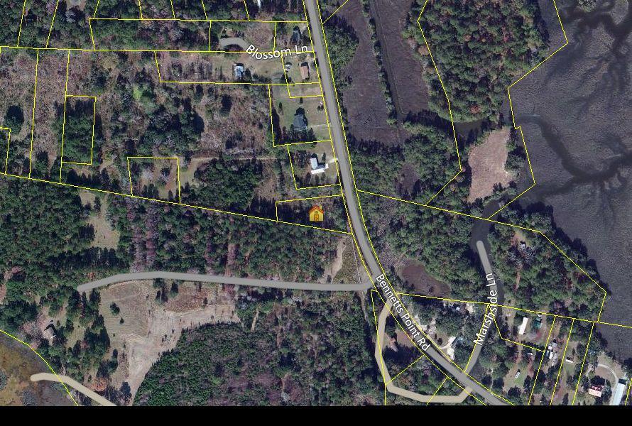 Bennetts Point Road Green Pond, SC 29446