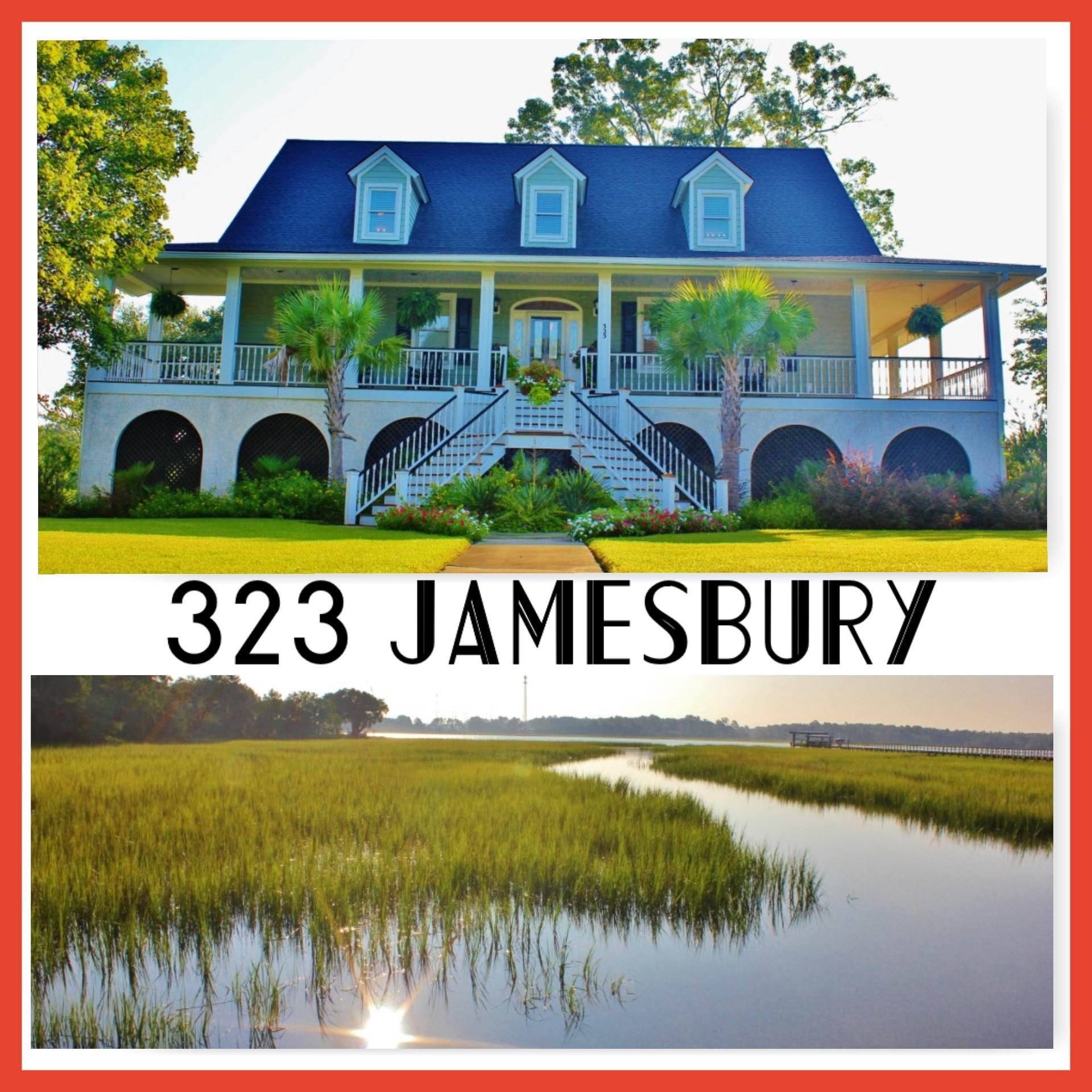 323 Jamesbury Road Wando, SC 29492