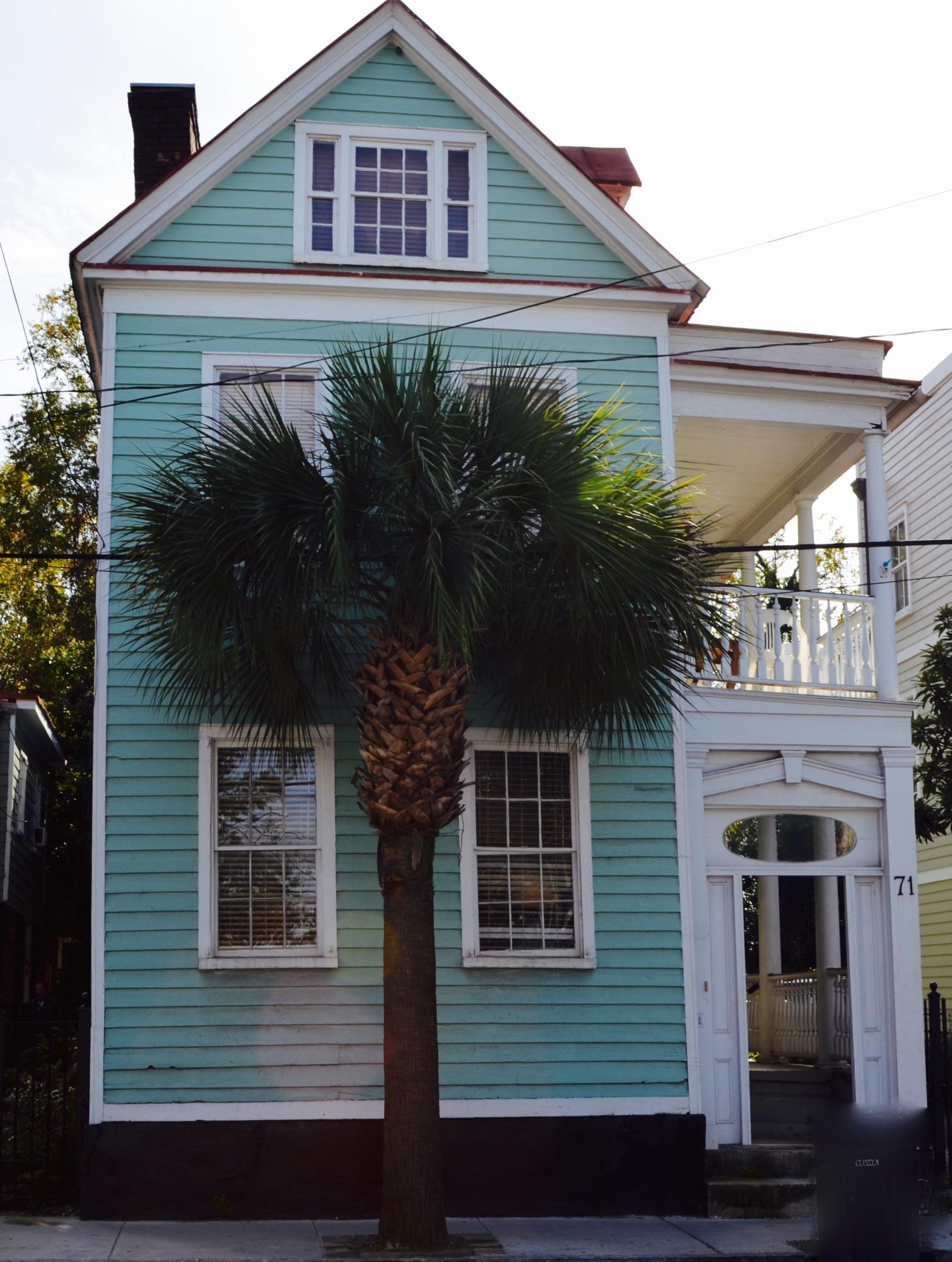 71 A Spring Street Charleston, Sc 29403