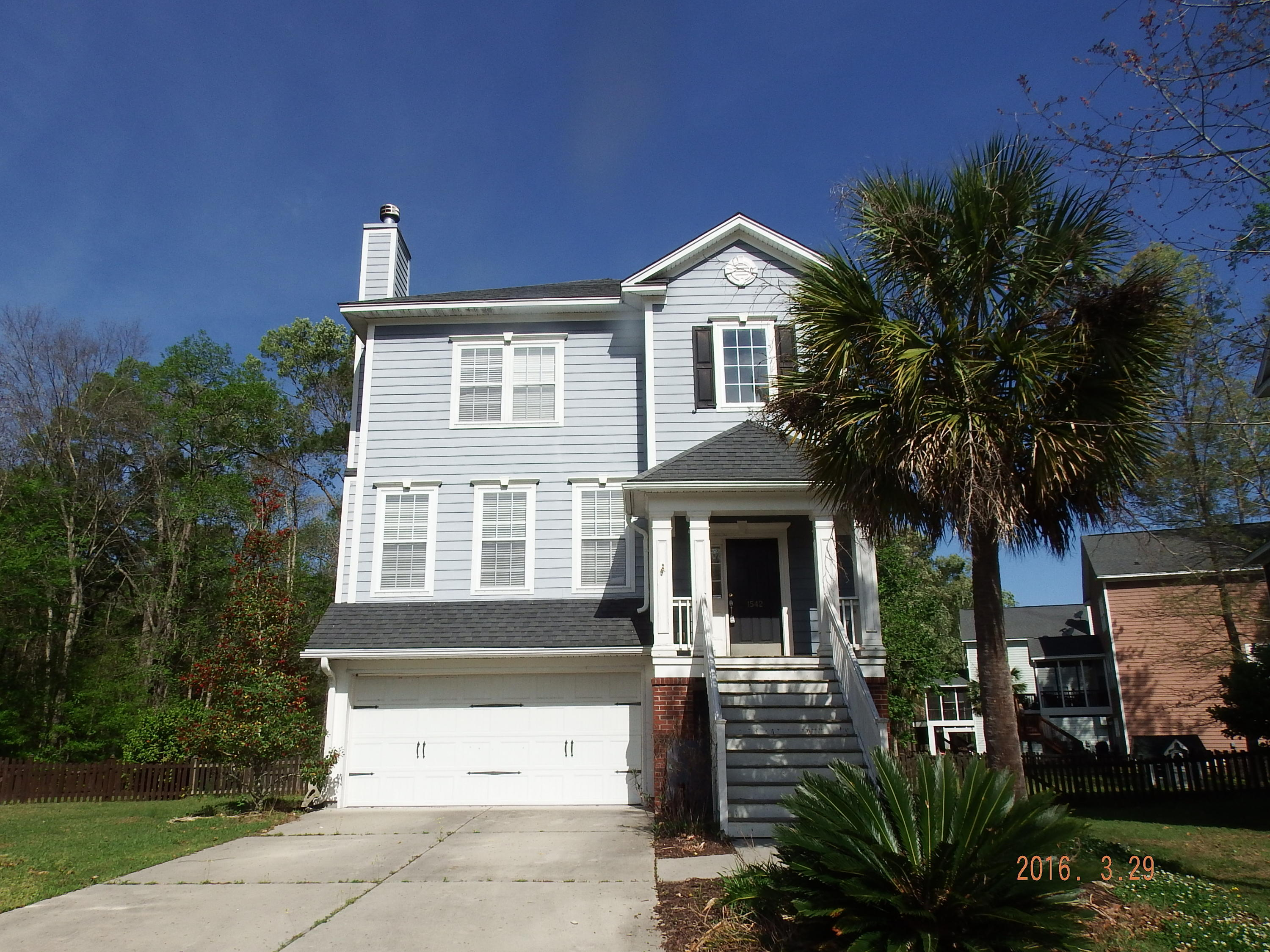 1542 Gator Track Trail Charleston, Sc 29414
