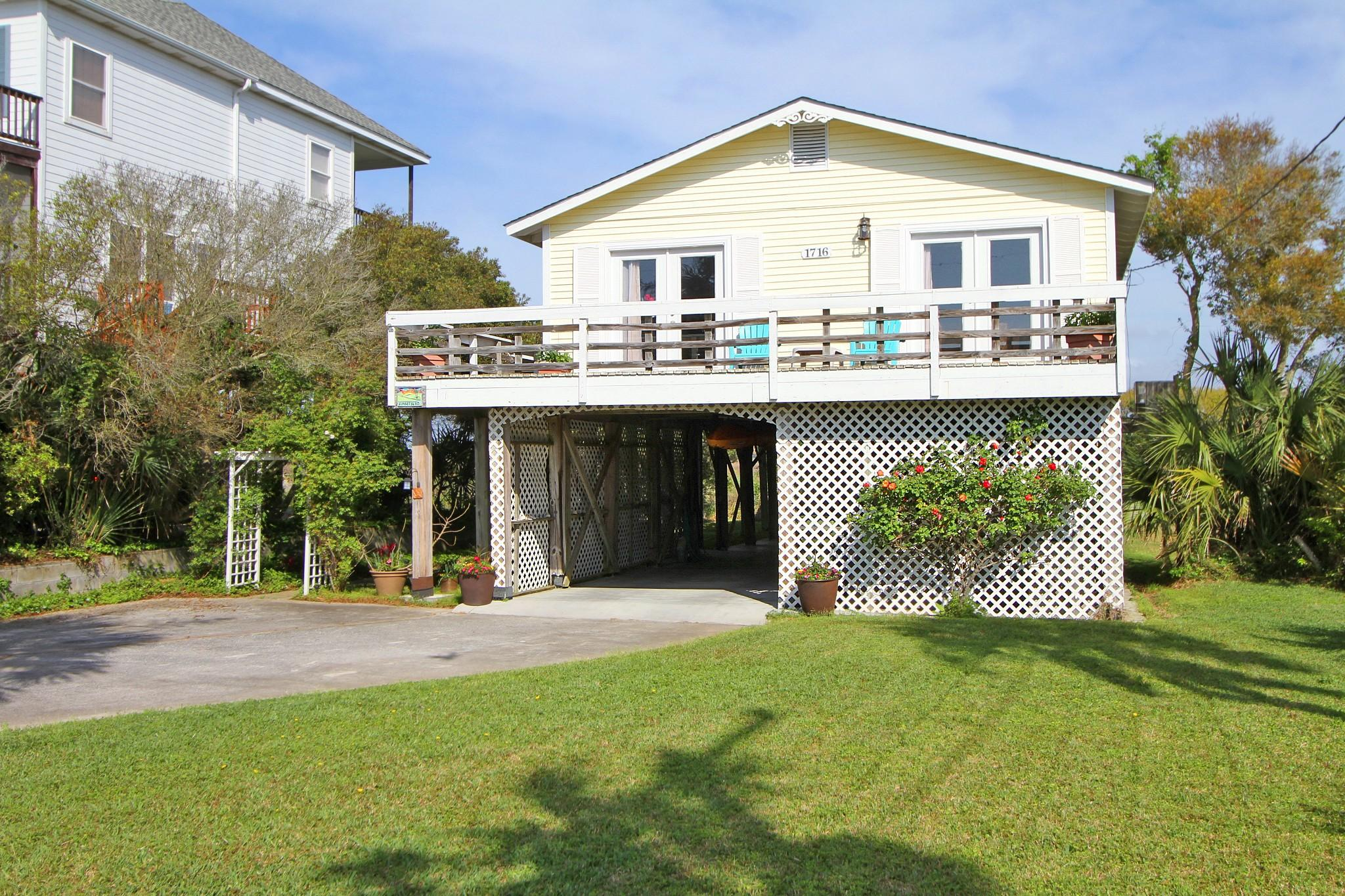 1716 E Ashley Avenue Folly Beach, SC 29439