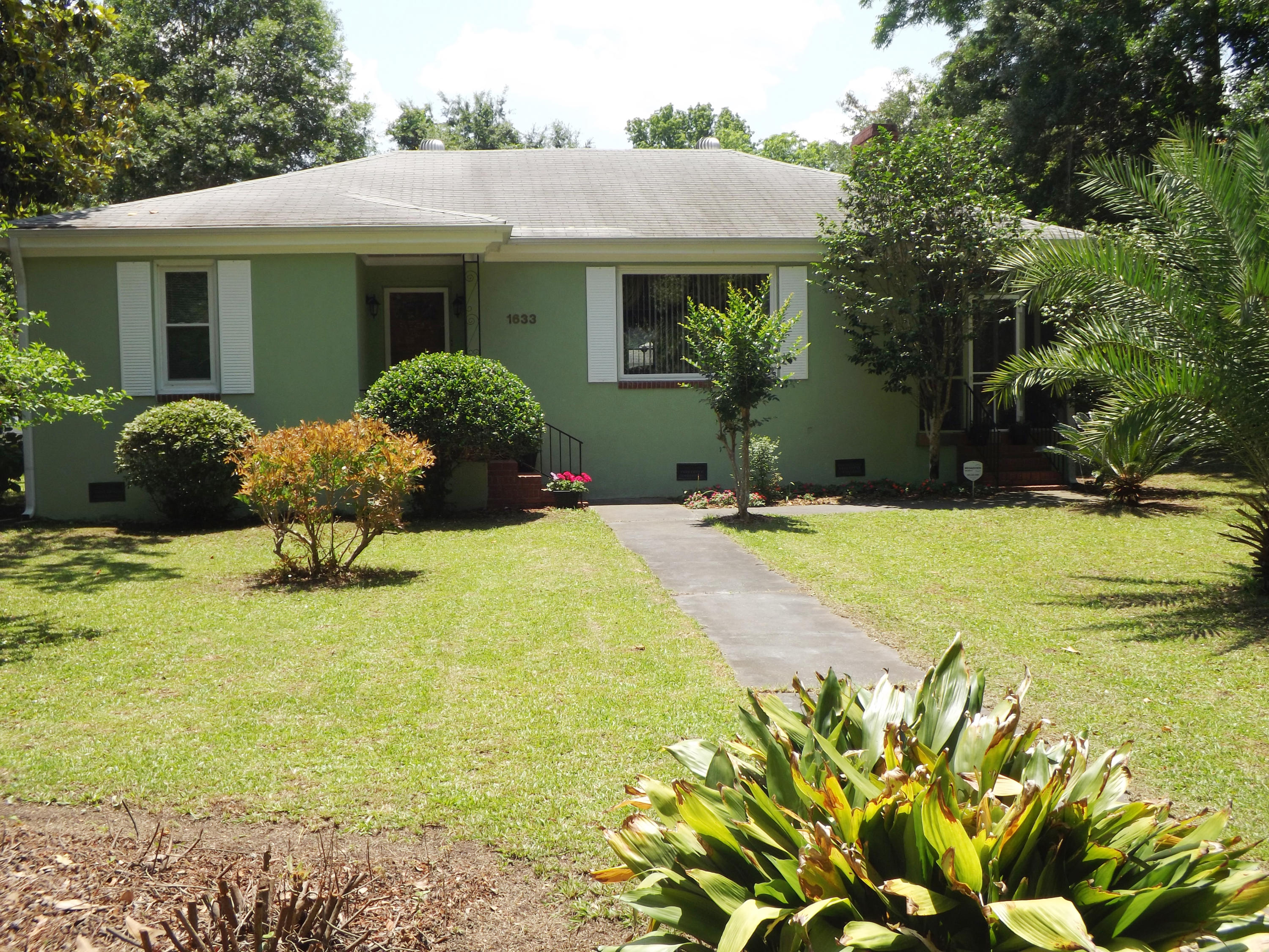 1633 Rafeal Lane Charleston, Sc 29412
