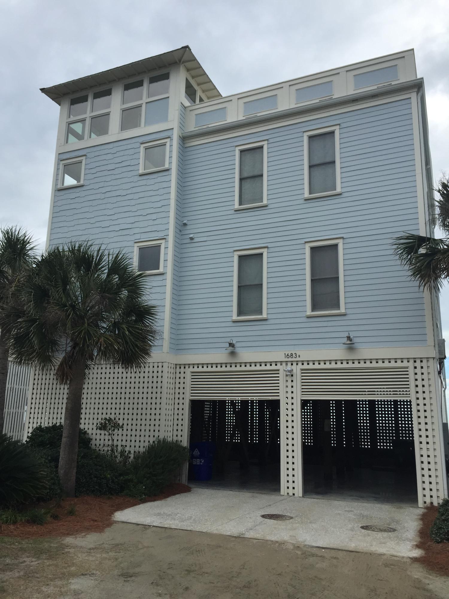 1683 E Ashley Avenue Folly Beach, SC 29439