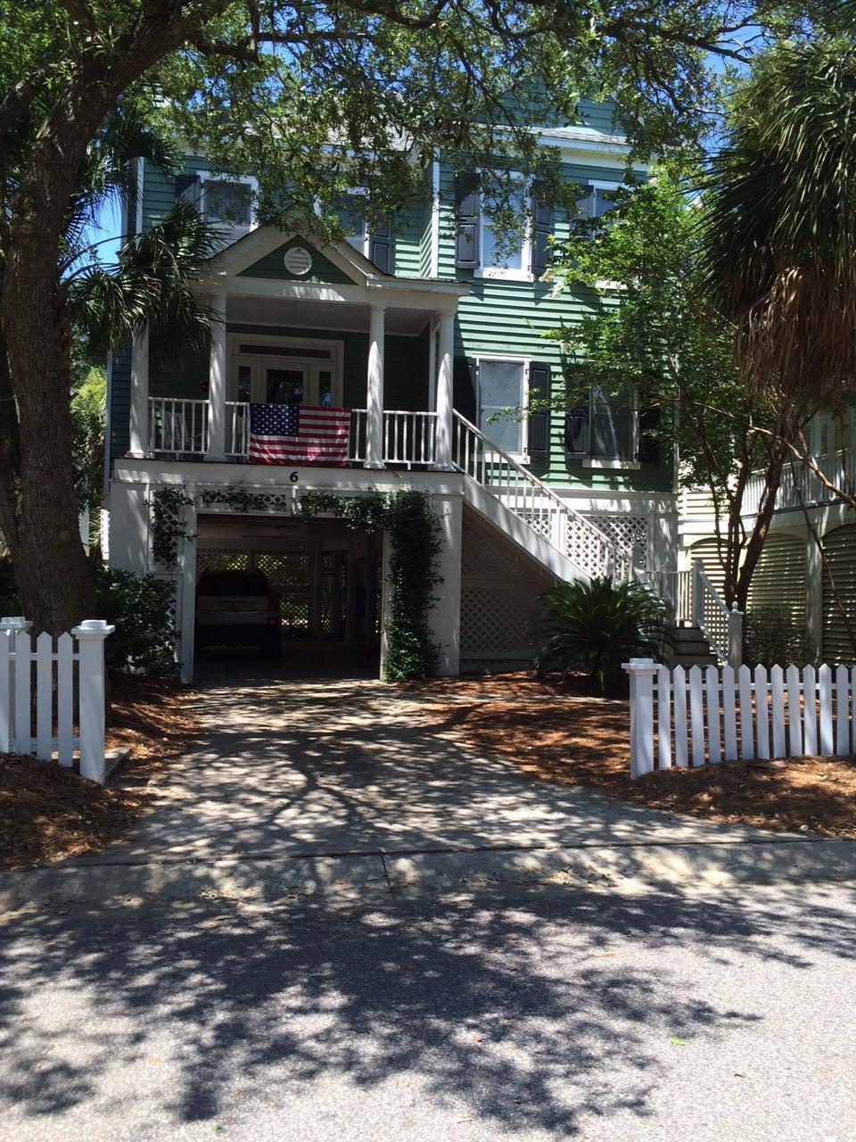 6 Grand Pavilion Drive Isle Of Palms, SC 29451