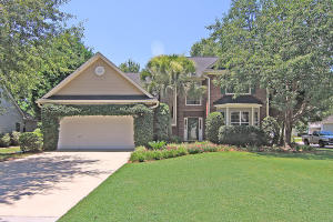 Beautiful home on corner lot with mature trees and impressive landscaping