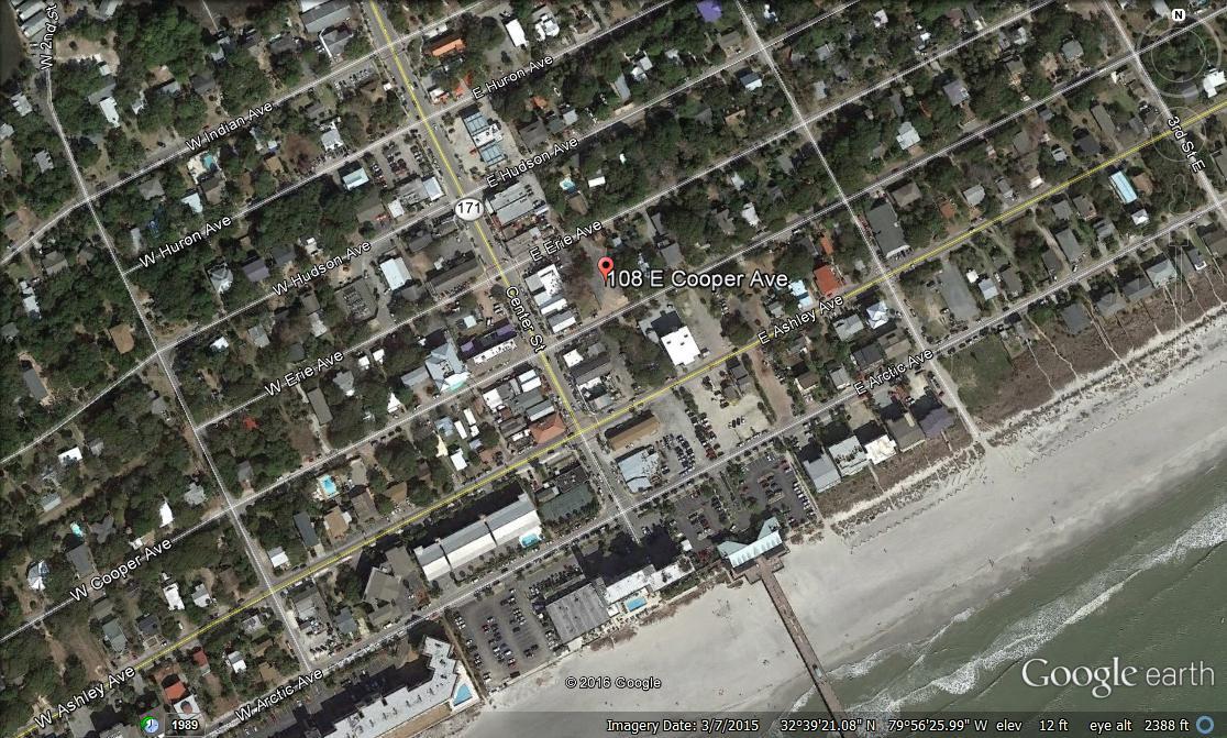 108 E Cooper Avenue Folly Beach, SC 29439