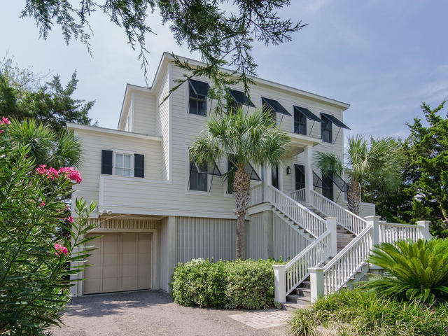 3002 Palmetto Boulevard UNIT 7 Edisto Beach, SC 29438